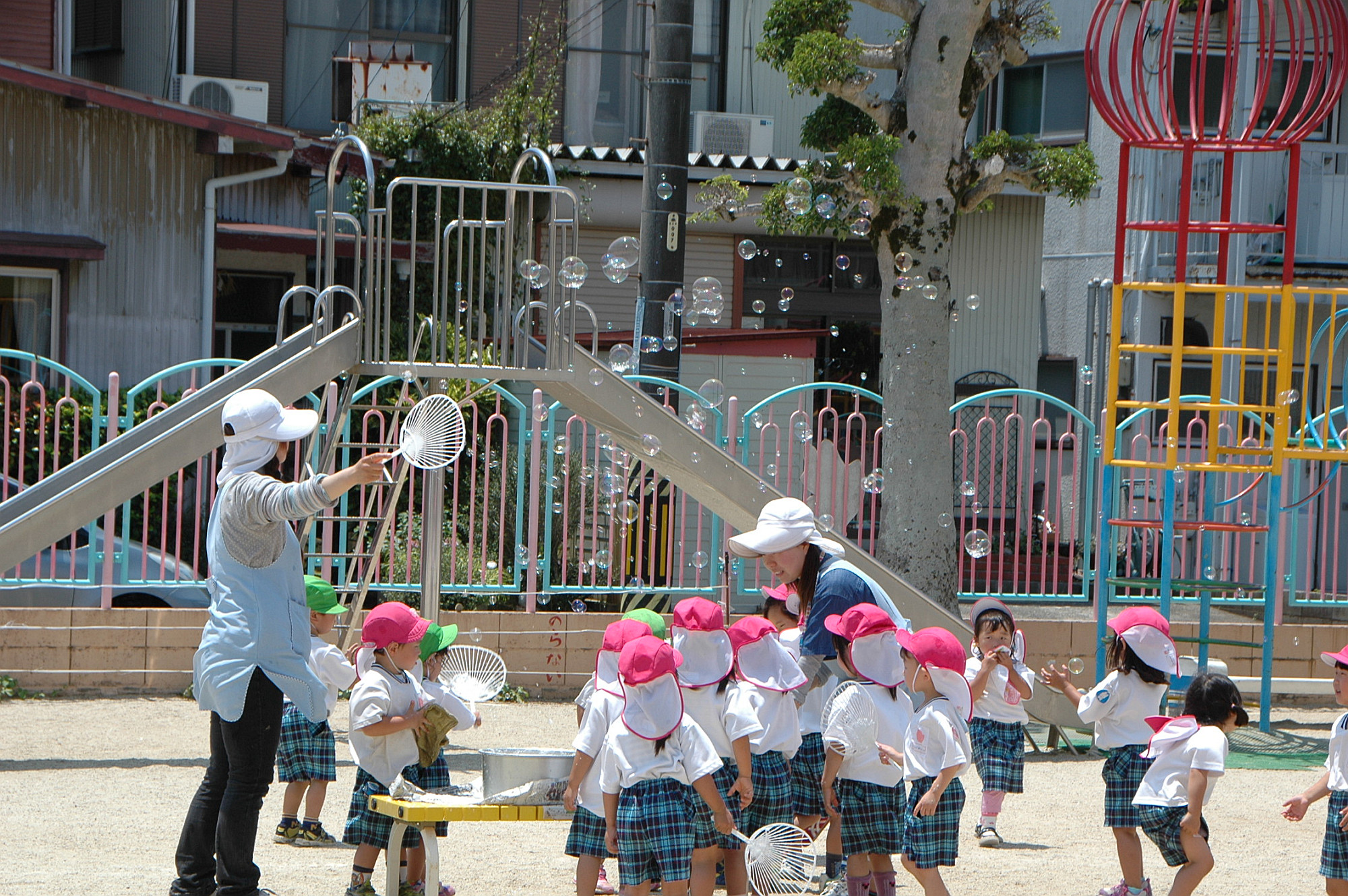 豊岡幼稚園健康で、こころ豊かな子どもを育てるの写真2