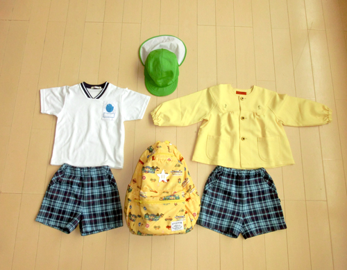 登降園の服装