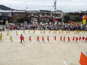 令和2年10月16日(金) 第47回運動会①の写真1